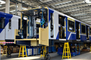 Train Assembly